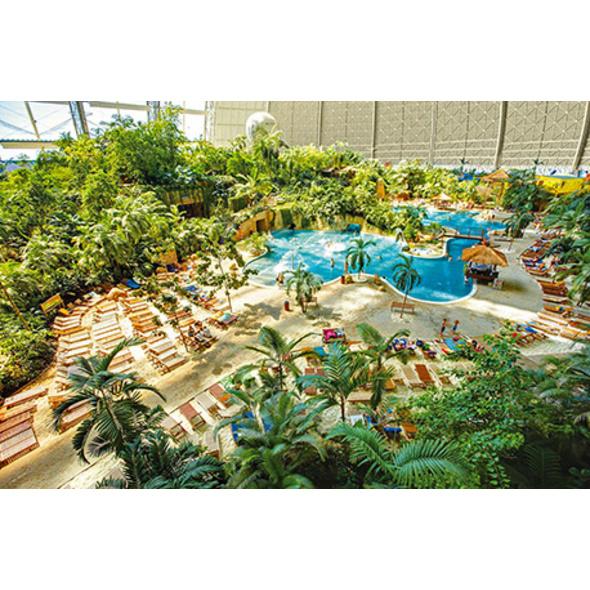 Kurzurlaub Berlin mit Tropical Island, Sea Life & AquaDom (4 Tage)