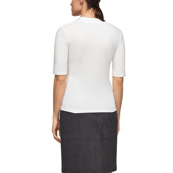 Jerseyshirt mit V-Ausschnitt - Jerseyshirt