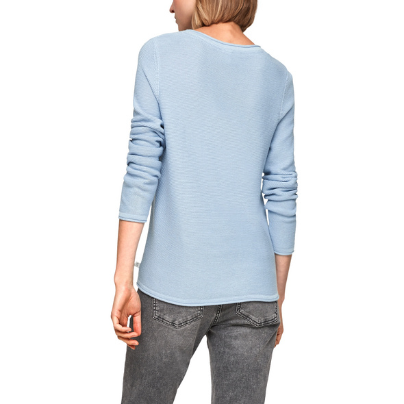 Pullover mit Strickstruktur - Pullover