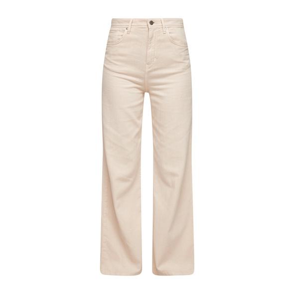 Regular: Leichte Wide leg-Jeans - Denim