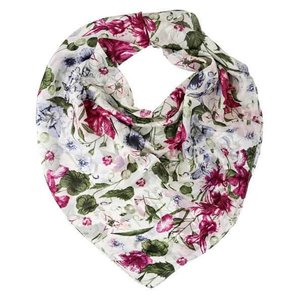 Tuch - Silky Flowers