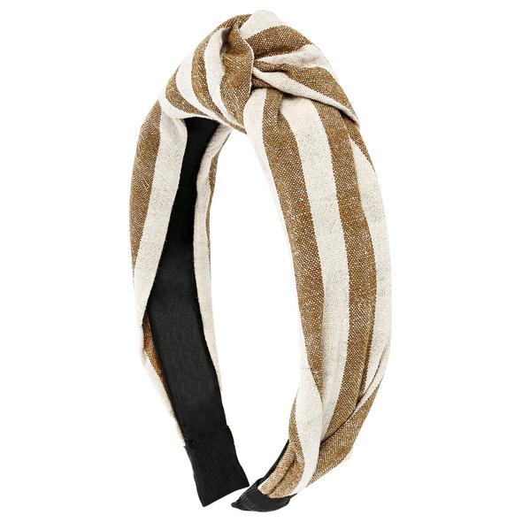 Haareif - Brown Stripes