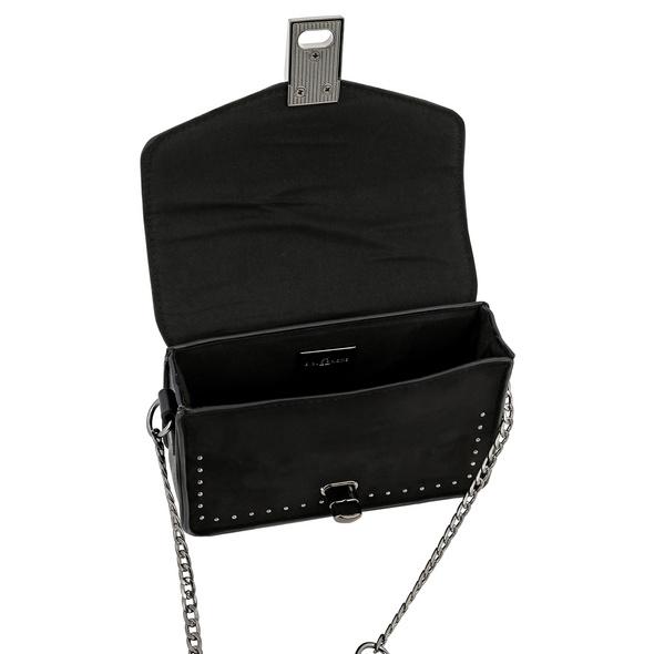 Handtasche - Black Flowers
