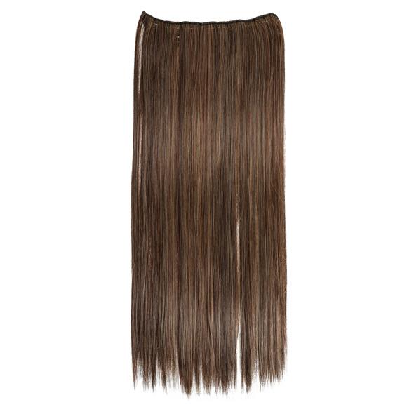Haarclip -  Straight Brown