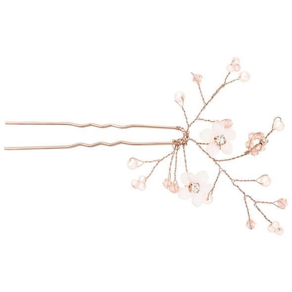 Haarnadeln - Blooming Flowers