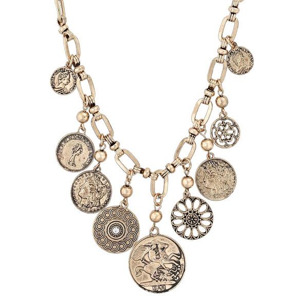 Kette - Antique Gold Chain