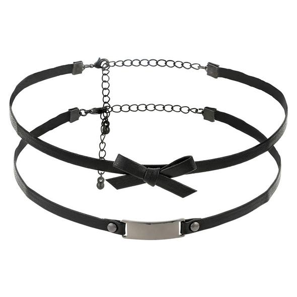 Choker - Rocking Leather