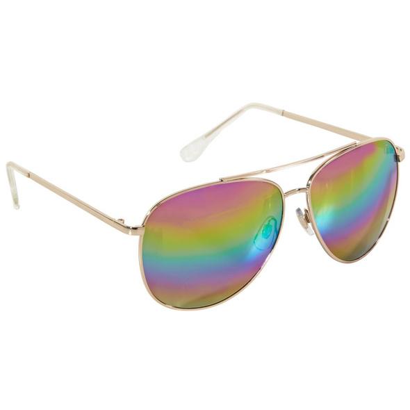 Sonnenbrille - Regenbogen