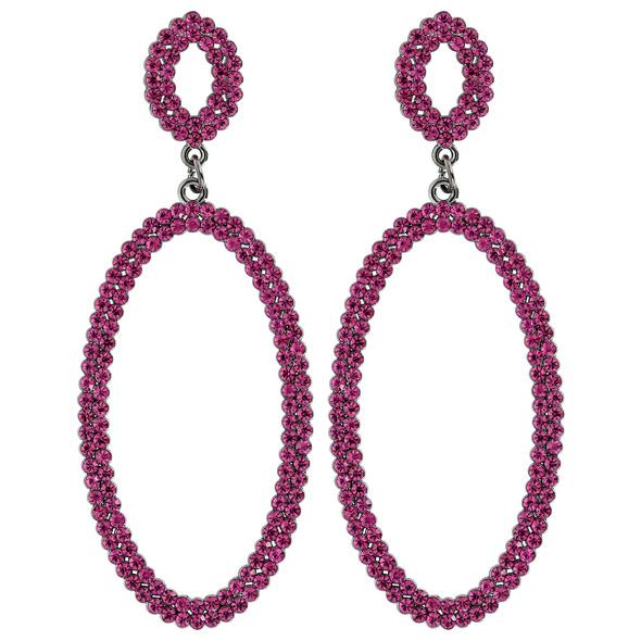 Ohrstecker - Sparkling Pink