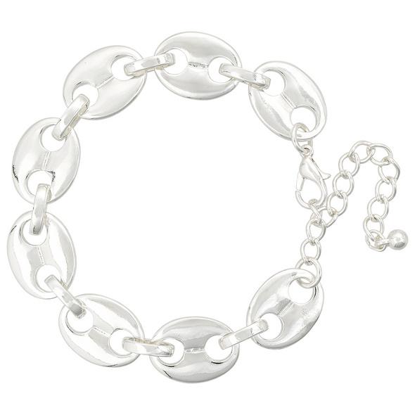 Armband - Silver Anchor Chain