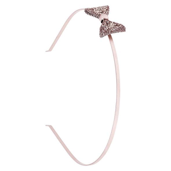 Haarreif - Pink Bow
