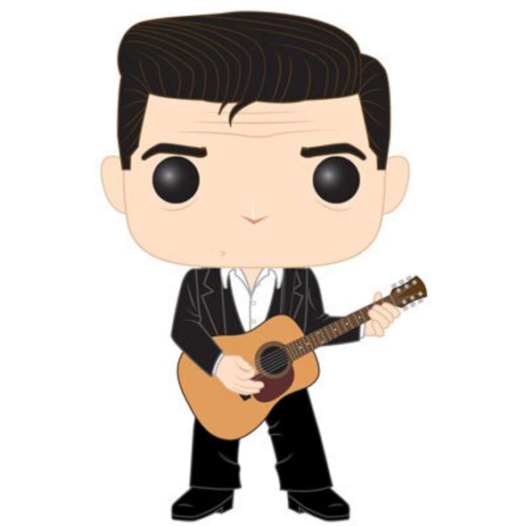 Johnny Cash - POP!-Vinyl Figur Johnny Cash