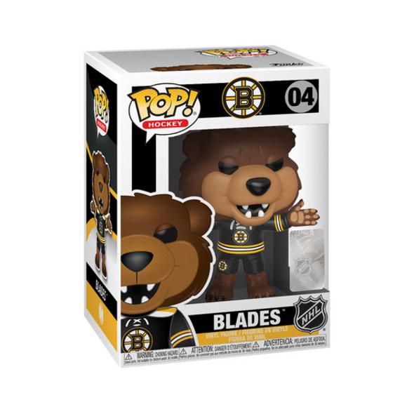 Mascot Bruins - POP!- Vinyl Figur Blades