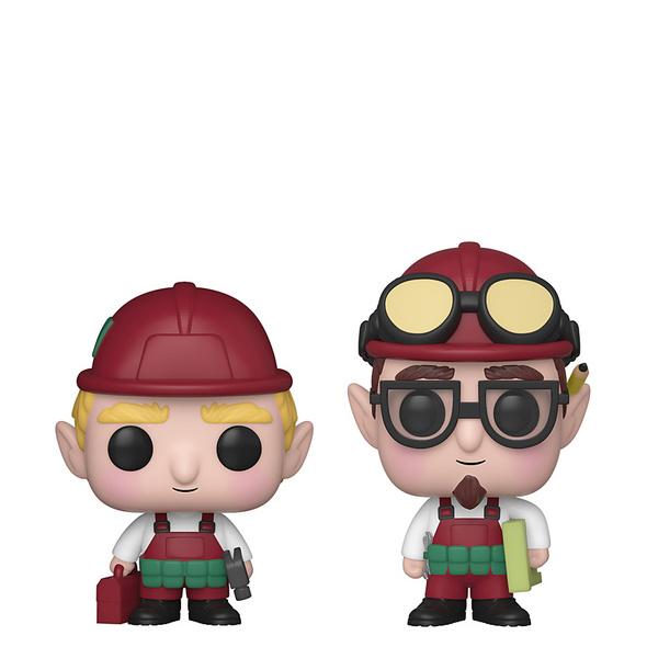 Holiday - POP!-Vinyl Figur Randy & Rob