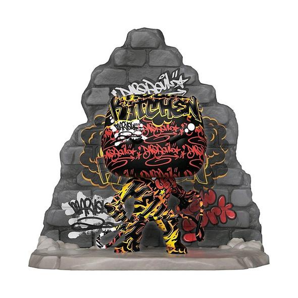 Marvel - POP! Vinyl - Figur Daredevil Graffiti