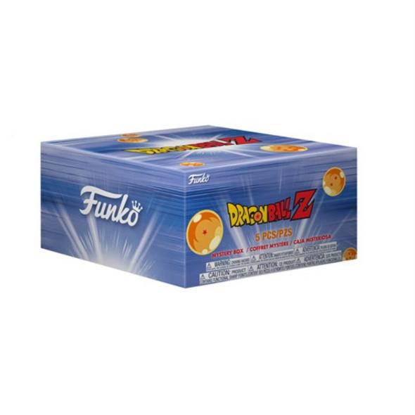 Dragon Ball Z - POP! Vinyl Collectors Box (Zufällige Auswahl)