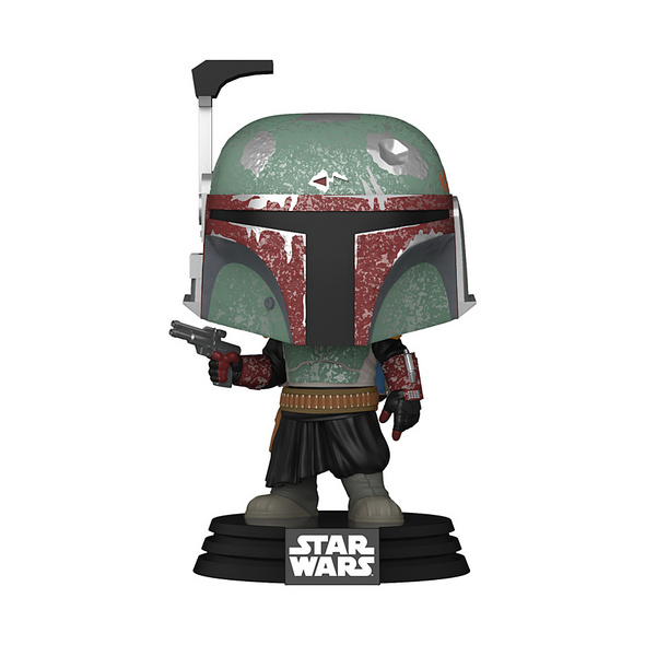 Star Wars - The Mandalorian - POP!-Vinyl Figur Boba Fett