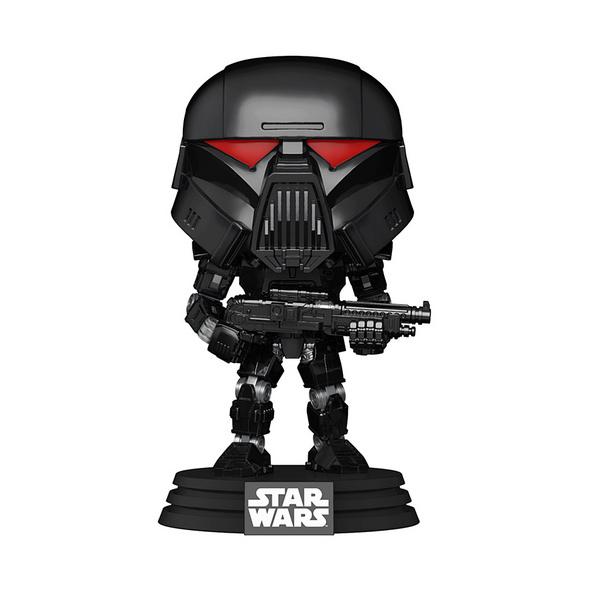Star Wars - The Mandalorian - POP!-Vinyl Figur Dunkle Truppe