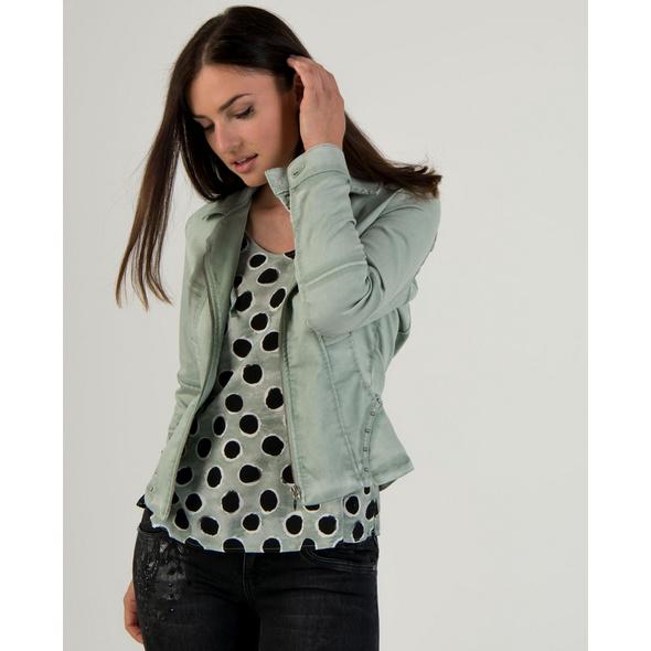 Cool-Dyed Blazer