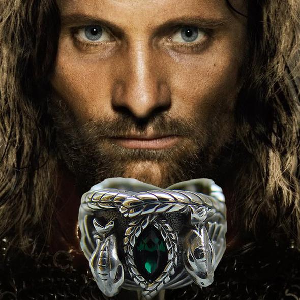 Barahirs Ring - Aragorns Ring
