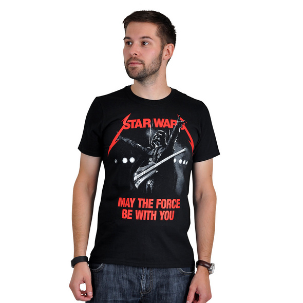 Star Wars - Metal Wars T-Shirt