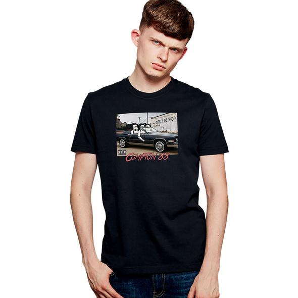 Imperial Posse T-Shirt für Star Wars Fans blau