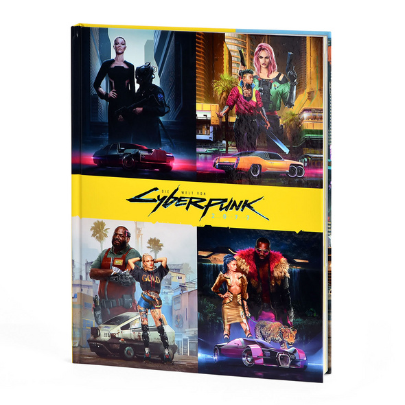 Die Welt von Cyberpunk 2077 - Gebundene Ausgabe