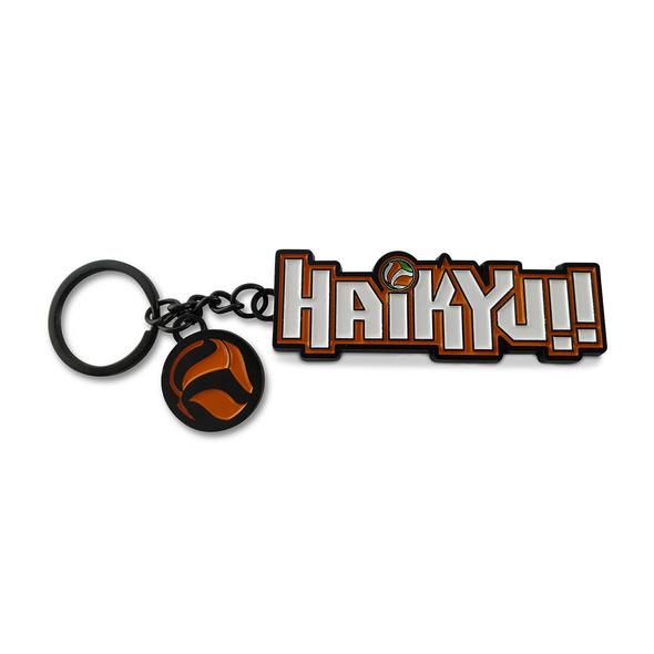 Haikyu - Logo Schlüsselanhänger