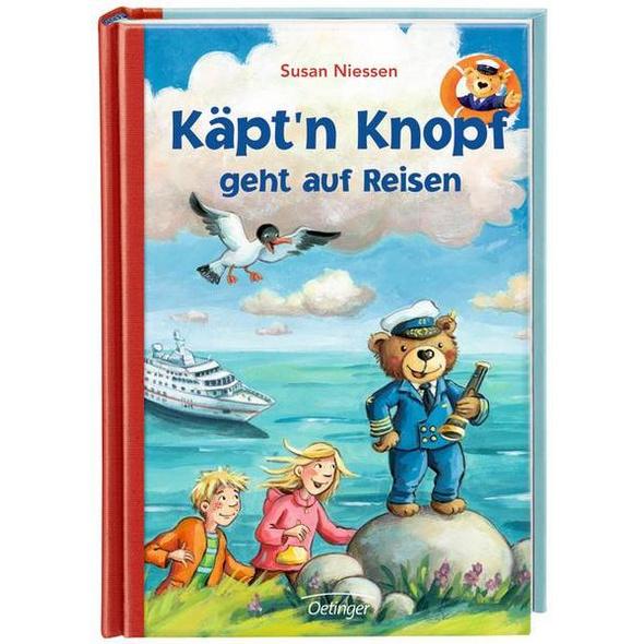 Käpt'n Knopf geht auf Reisen / Käpt`n Knopf Bd.2