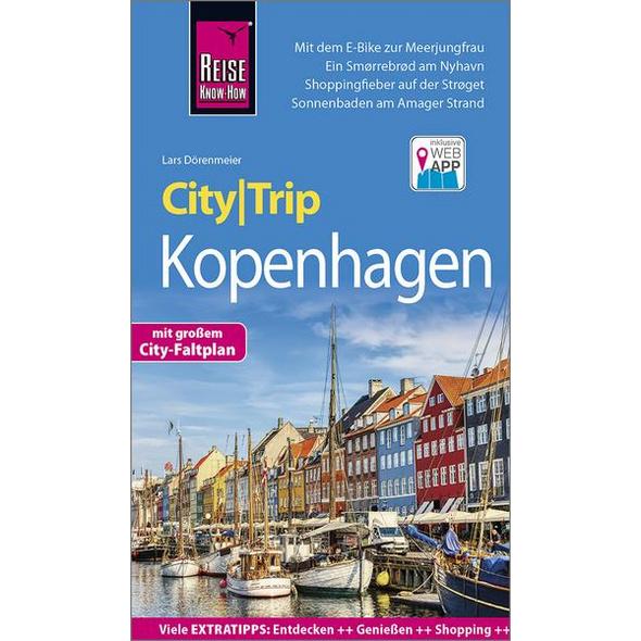Reise Know-How CityTrip Kopenhagen