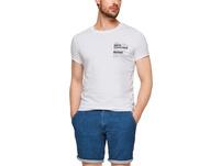 T-Shirt mit Print - T-Shirt