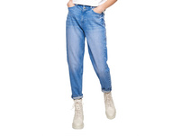 Relaxed: Tapered ankle leg-Jeans - Jeans