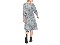 Viskosekleid im Loose Fit - Kleid