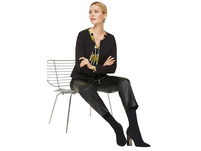 Elegante Jacke im Scuba-Style - Jacke